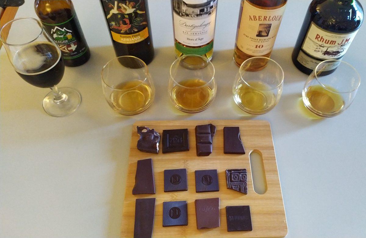 birre, distillati e cioccolati - alto