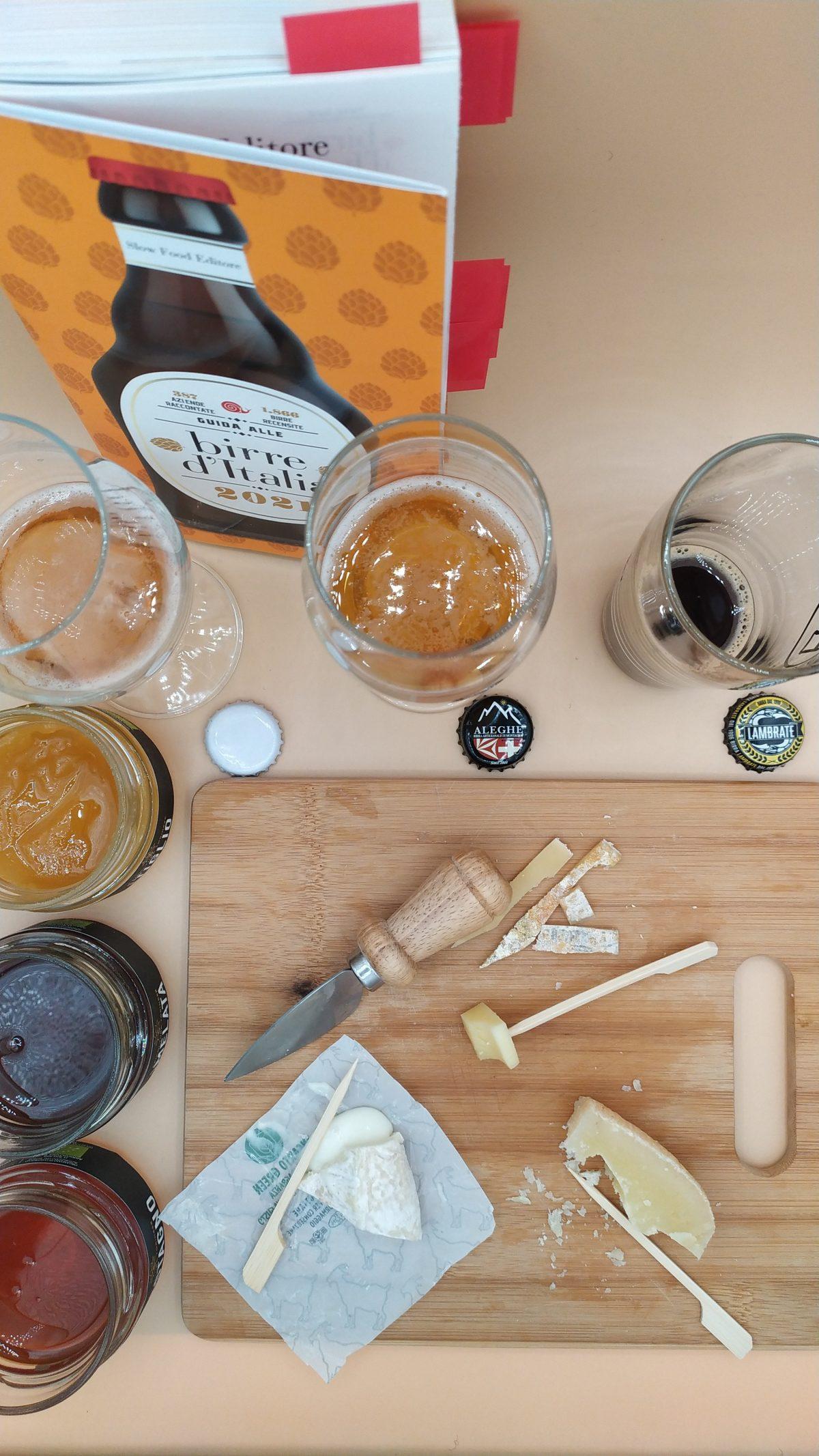 Birre Formaggi Miele