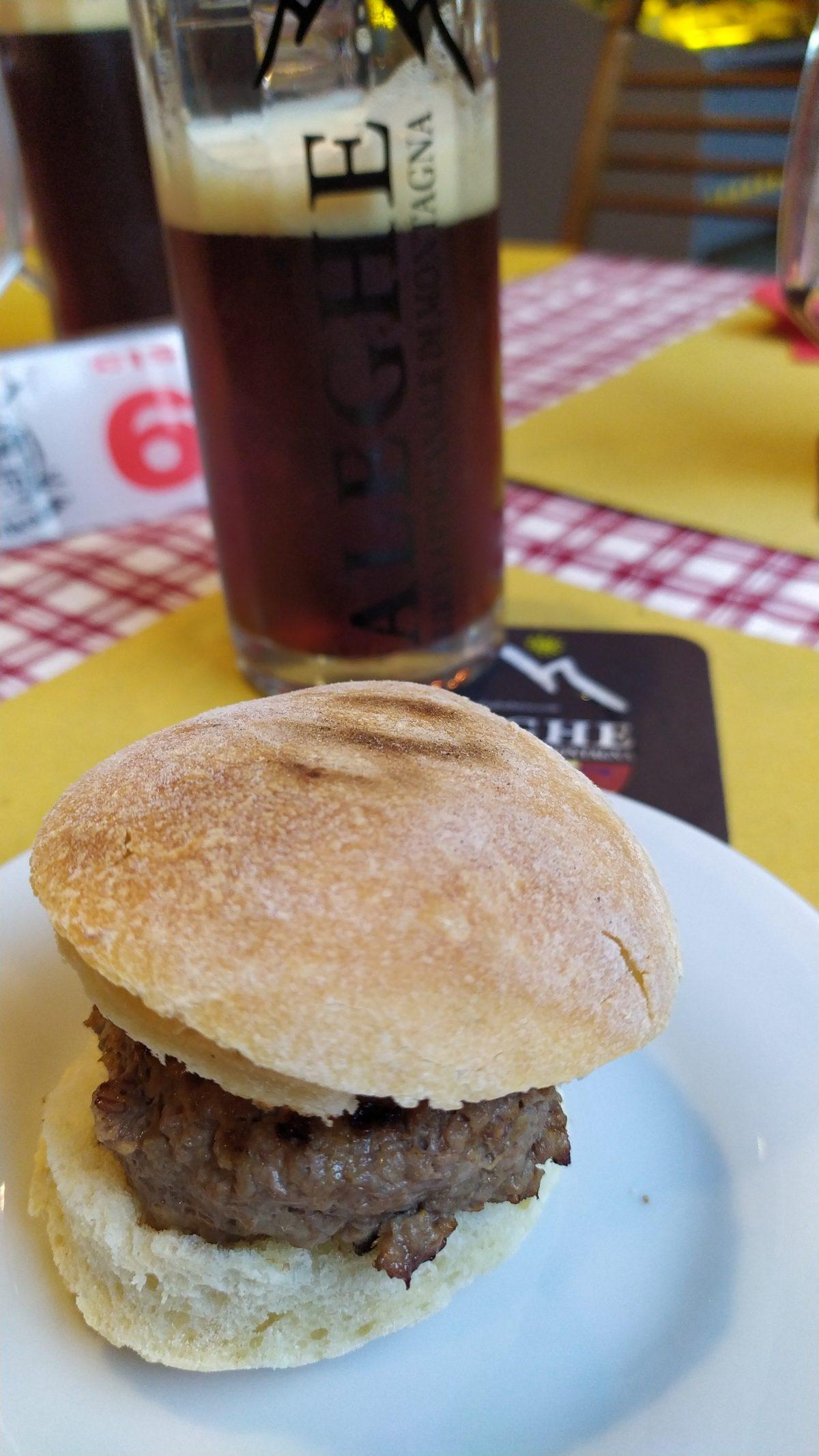 Hamburger - Casa Aleghe