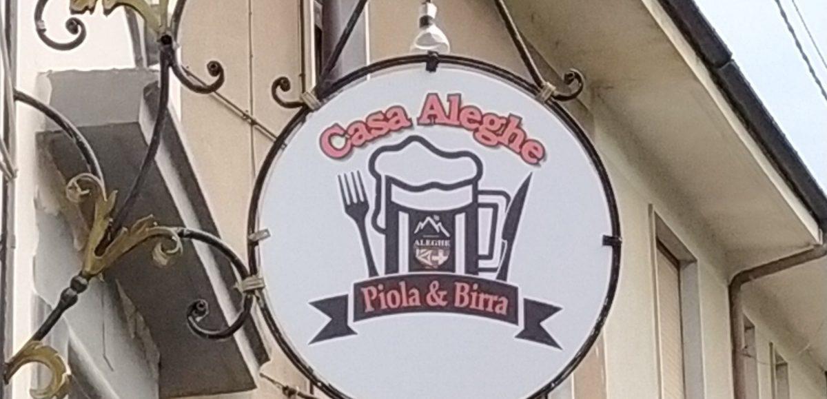 CASA ALEGHE – PIOLA & BIRRE